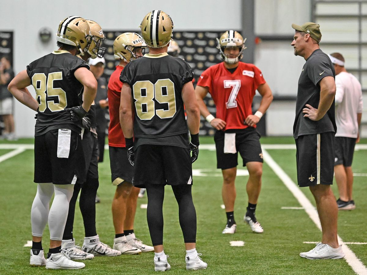 FOX 8 Overtime Podcast #31: Saints 53-Man Roster Projection