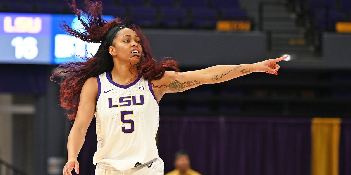 Mitchell leads LSU over previously unbeaten Rutgers