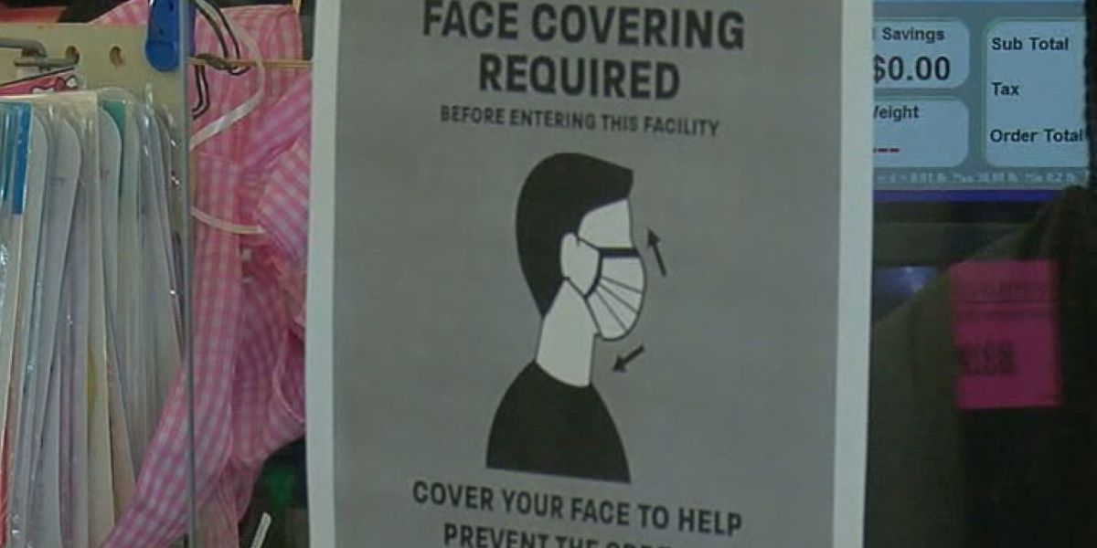 Woman arrested at Lakeside Shopping Center after refusing to leave for not wearing mask