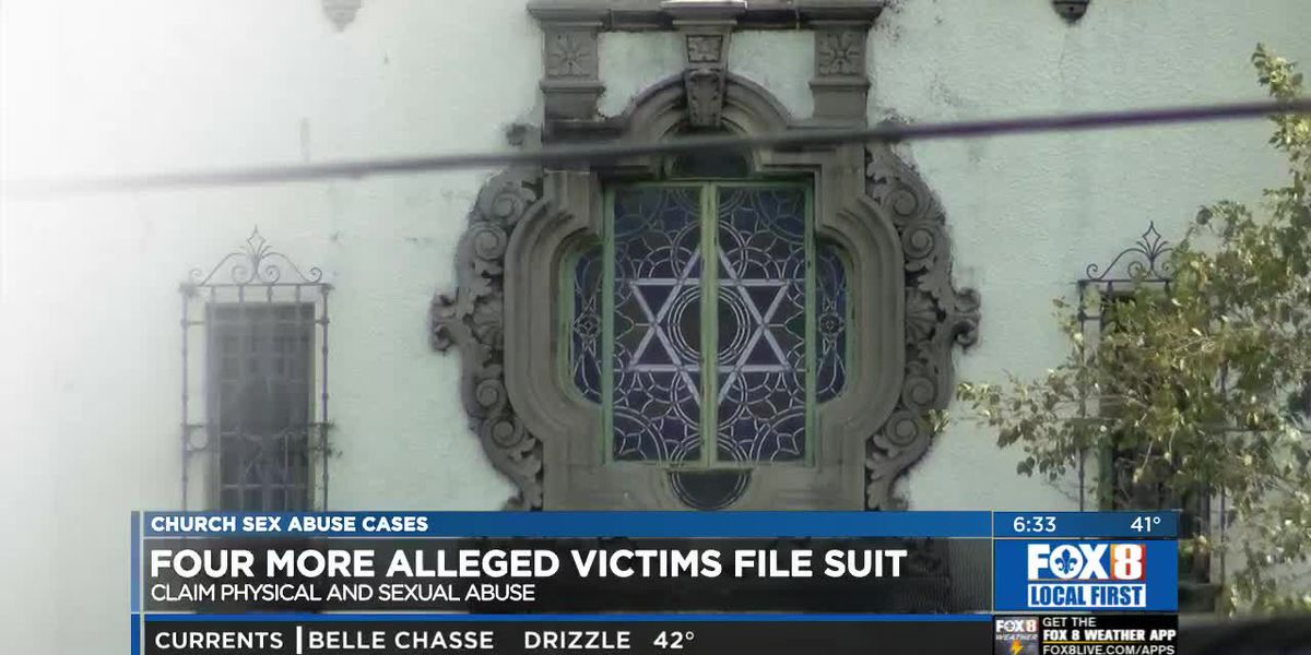 More church sex abuse lawsuits
