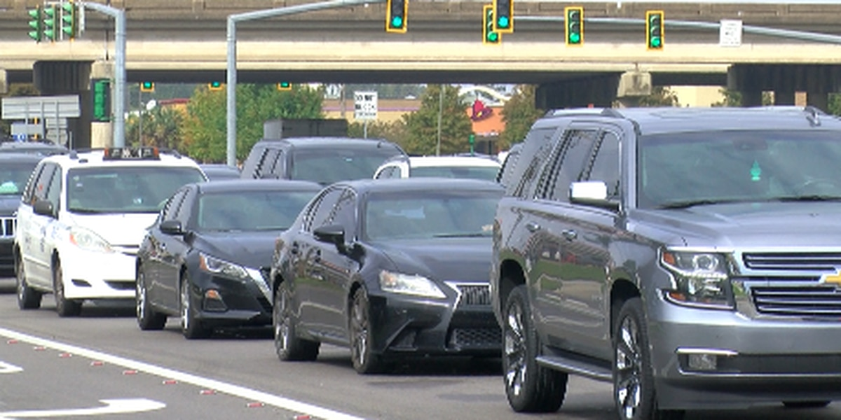 'A lot more traffic than we've ever seen before': Businessowners worry how airport traffic will impact them
