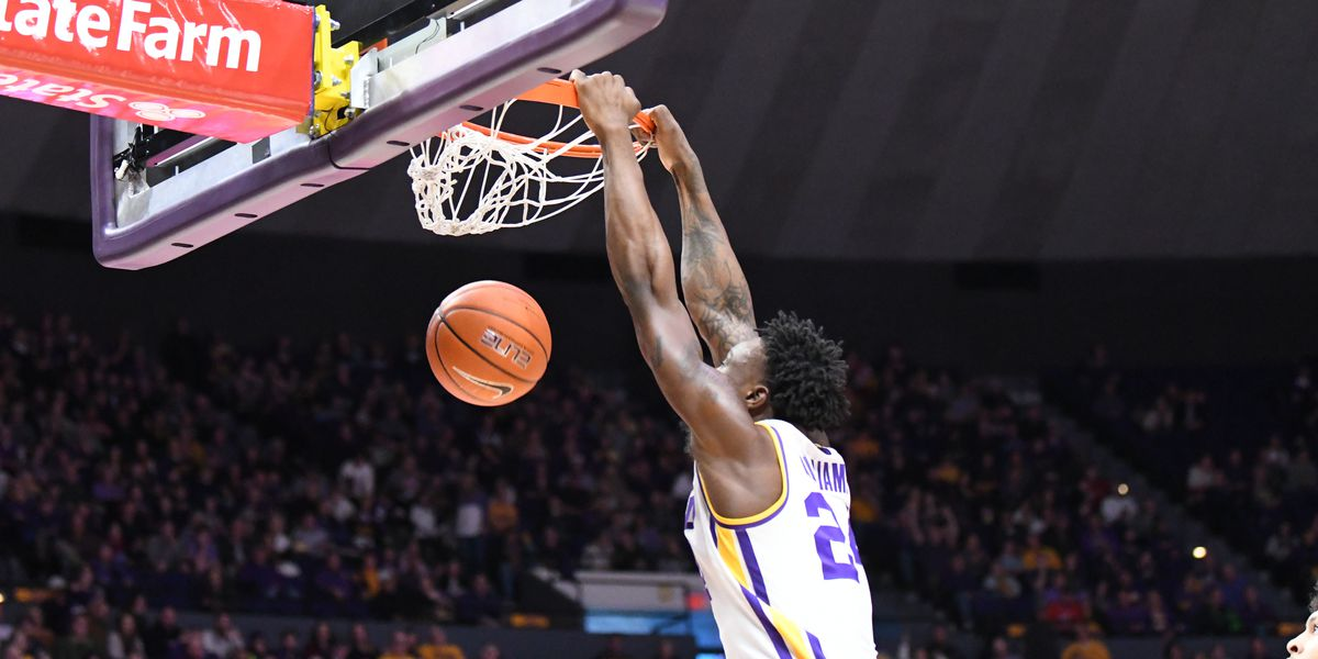 LSU basketball ranked in preseason AP poll