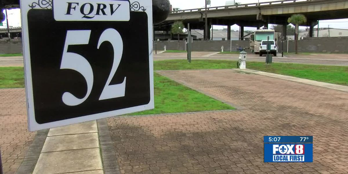 RV park sold out months before National Championship