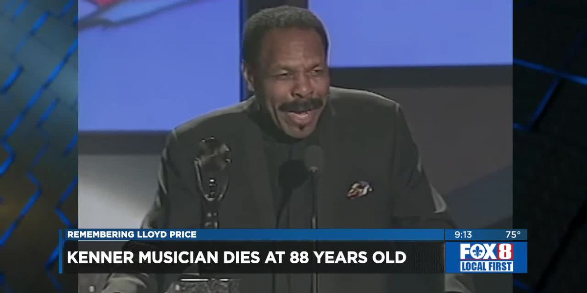 Lloyd Price dead at 88