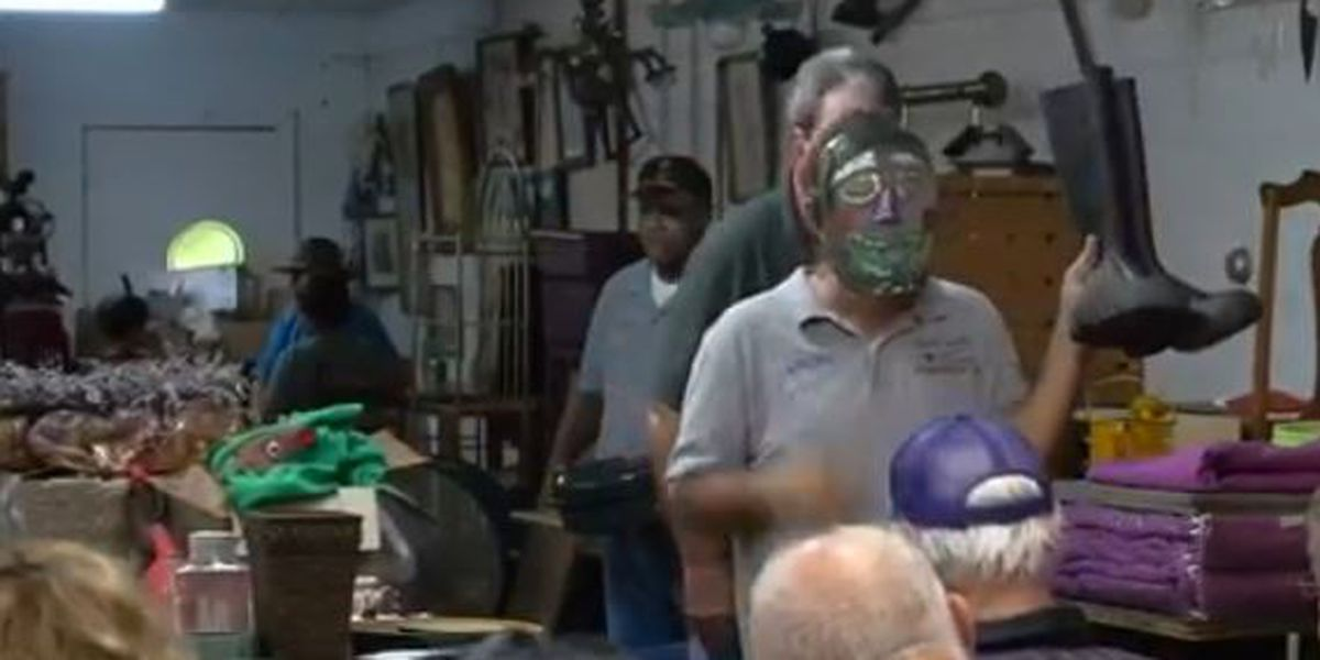 Heart of Louisiana: Nonc Bob's Auction House
