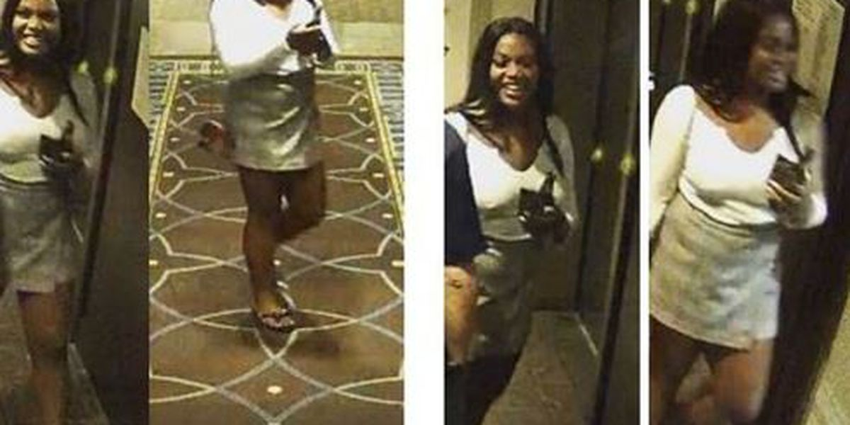 NOPD: Woman sought for stealing $12,000 worth of jewelry from hotel room