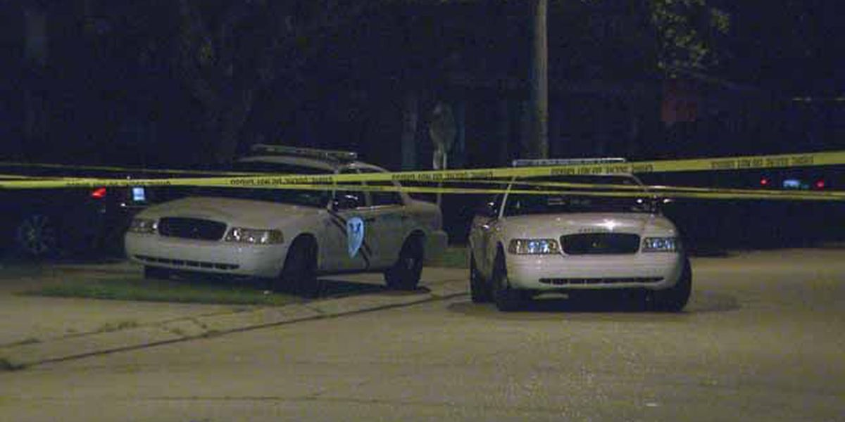2 dead, 1 injured in Harvey shooting