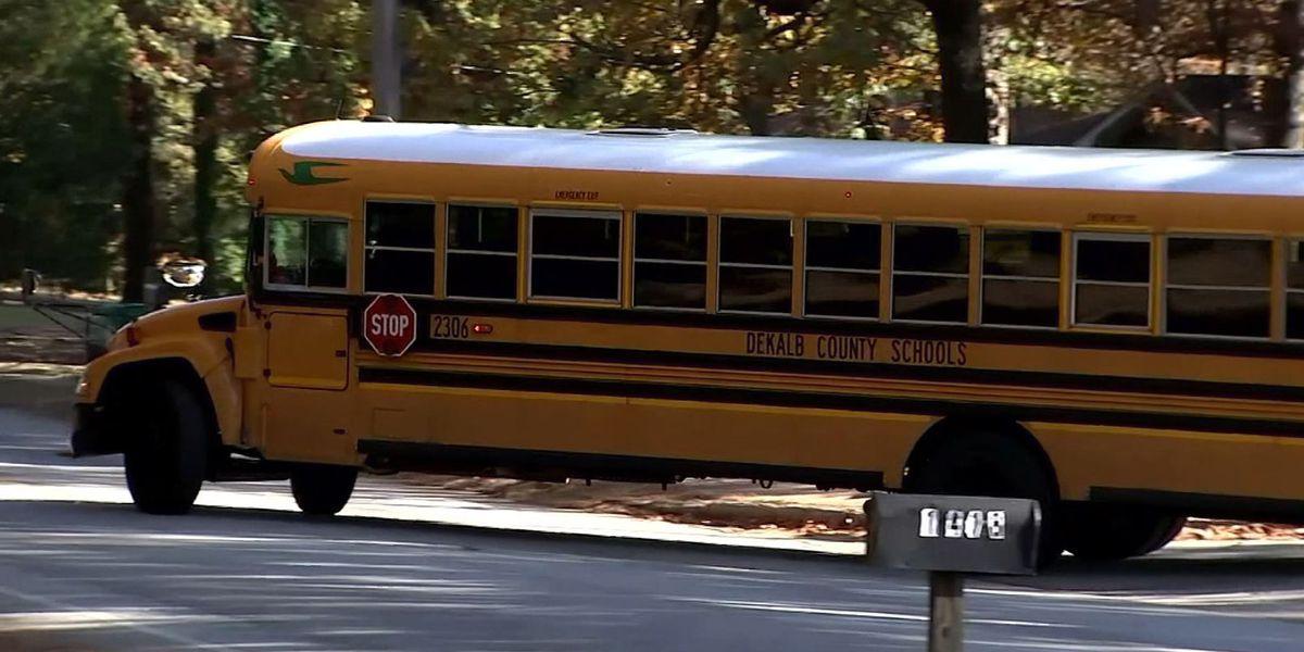 Police: Teens storm Ga. school bus, attack children