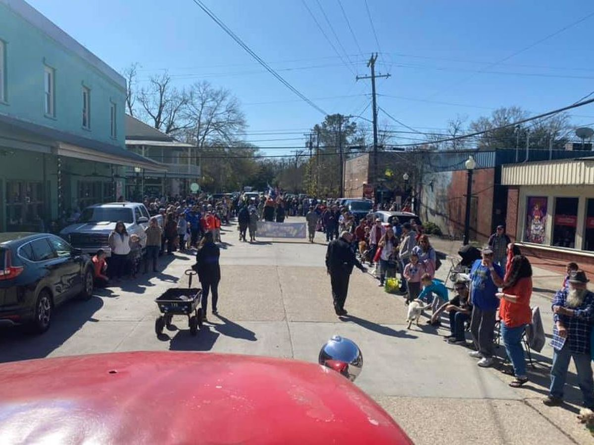 PICS: Krewe de Paws is 'bad to the bone' in Olde Towne Slidell