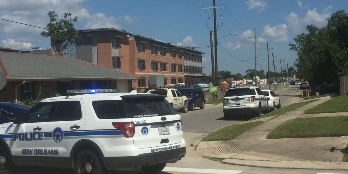 NOPD: Suspicious device near school construction site not explosive