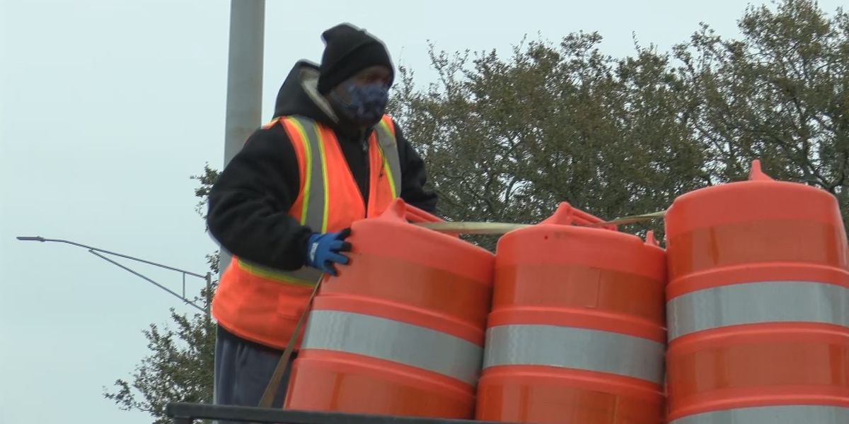 Parish, transportation leaders prepare for wintry weather