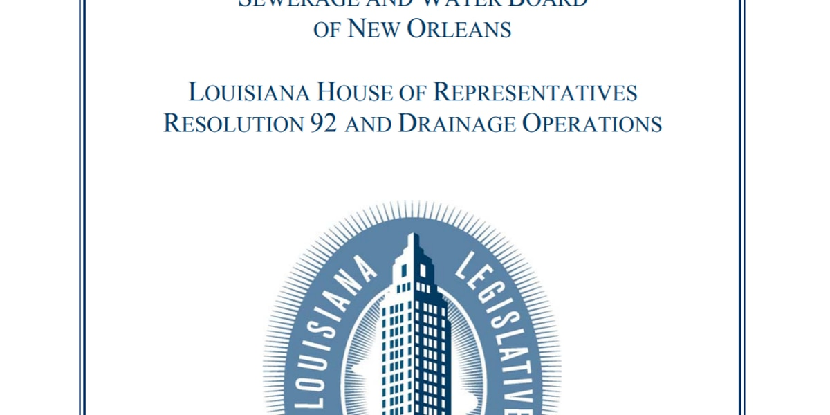S&WB responds to audit report suggesting possible law violations
