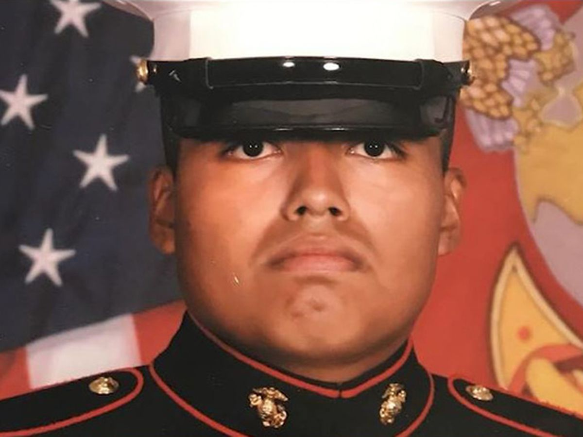 ICE detained Marine with PTSD after incident