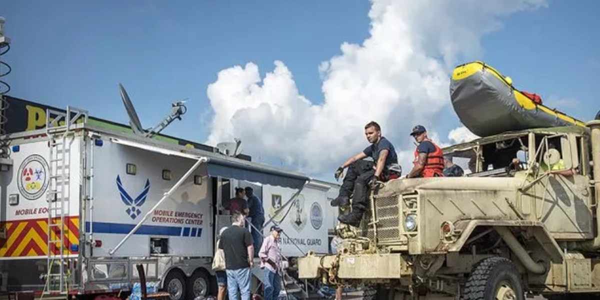 Louisiana National Guard sending soldiers to help FL storm recovery