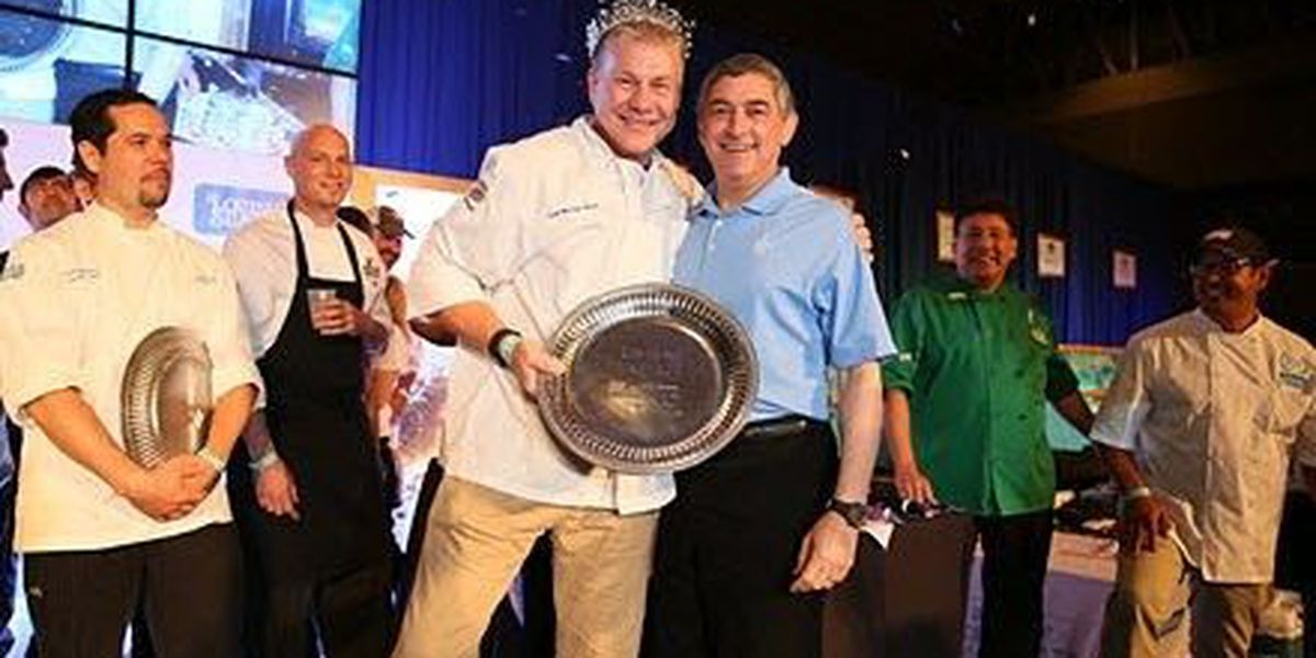 New Orleans chef named 2015 King of Louisiana Seafood