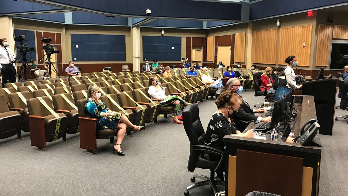 Jefferson Parish School Board unanimously votes to push back the start of school amid coronavirus concerns
