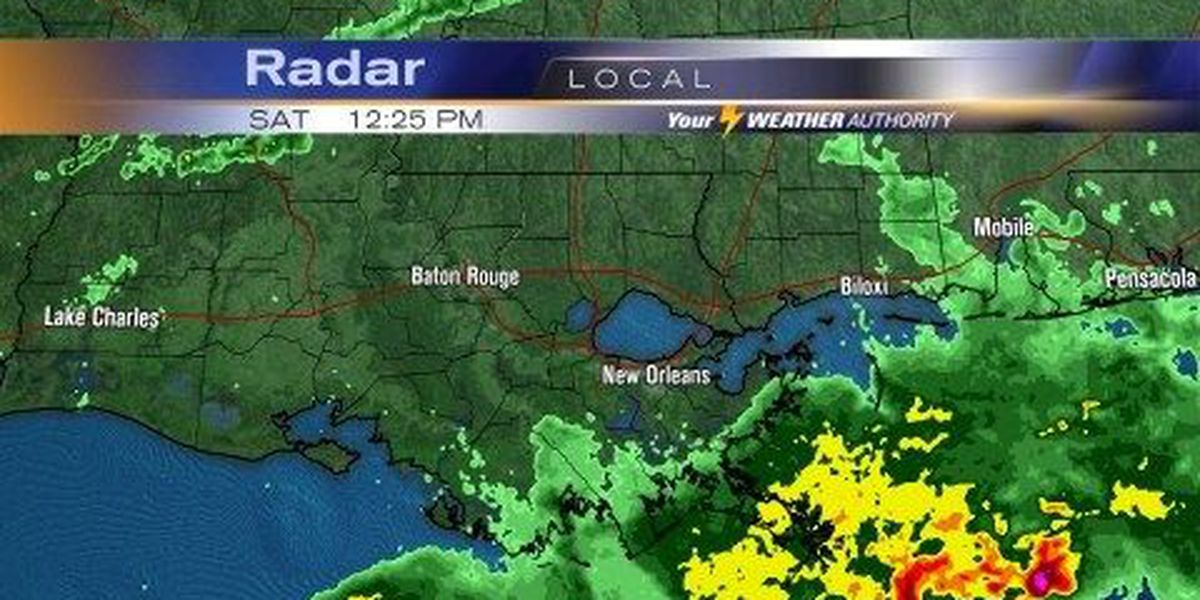 Nicondra: Severe weather less likely, but more rain coming