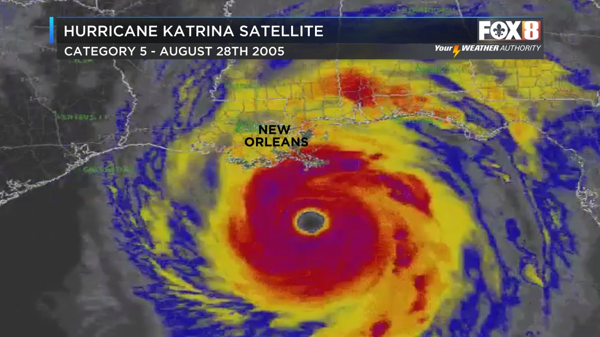 The record storm 15 years later
