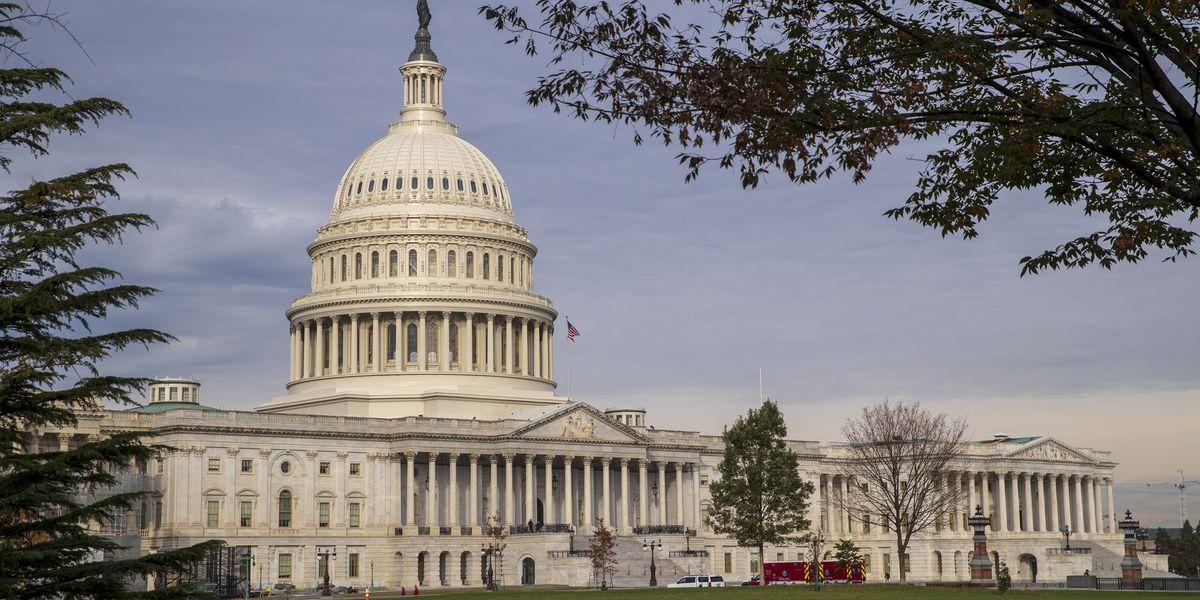 Government funding, border wall await lame-duck Congress