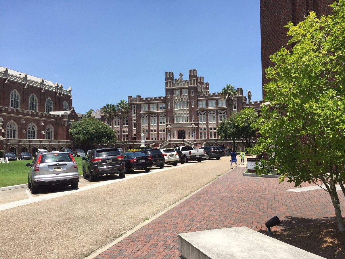 Loyola put on 1-year probation by accrediting agency