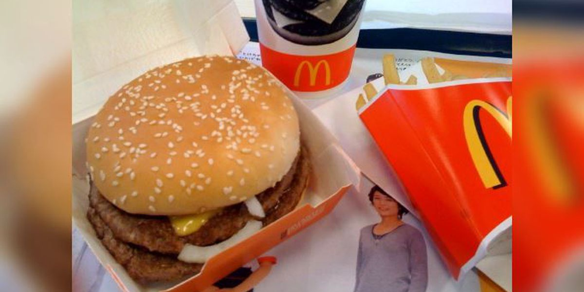 McDonald's customers sue over paying for cheese on burgers