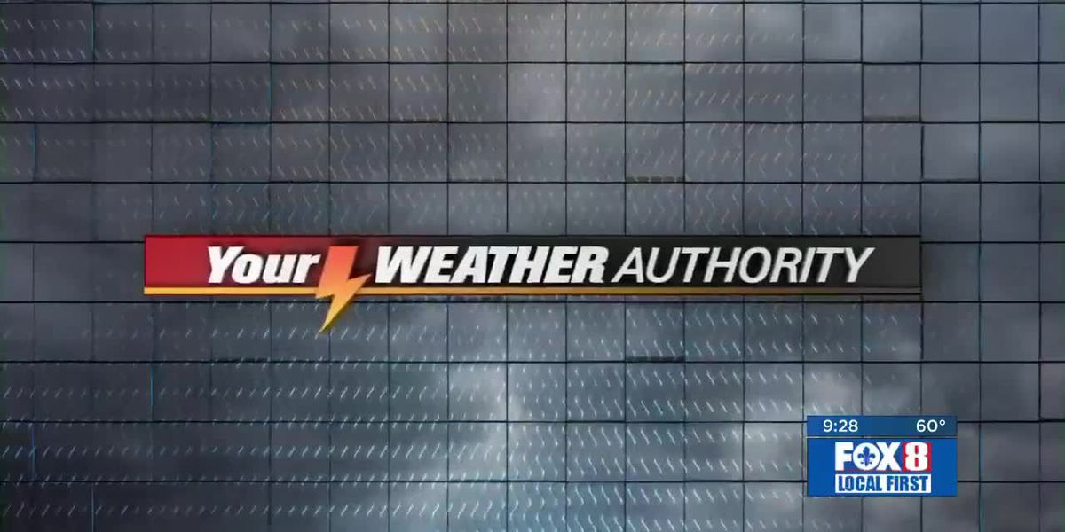 Tuesday Night Weather Authority Forecast