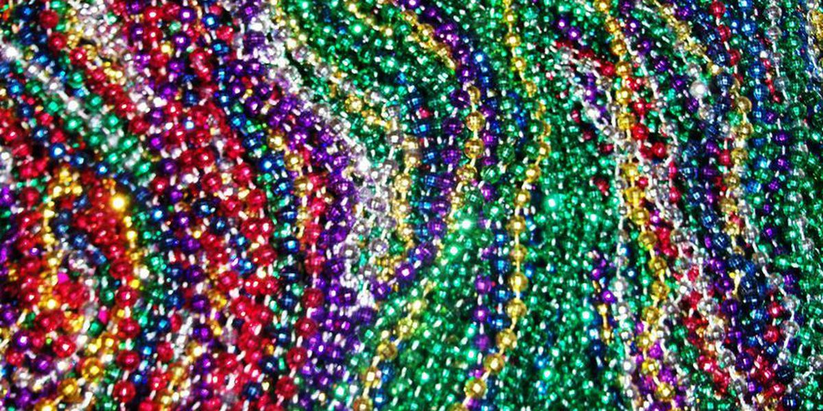 St. Michael's is accepting all the beads you care to donate