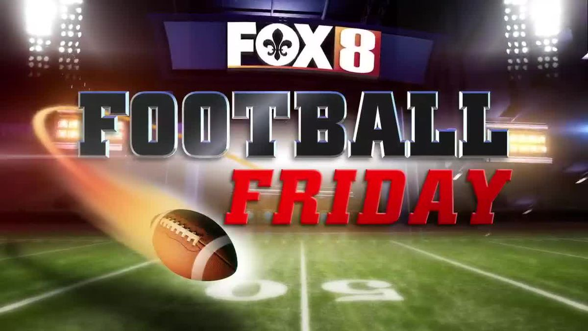 FOX 8 Football Friday: Prep Scores, Nov. 9