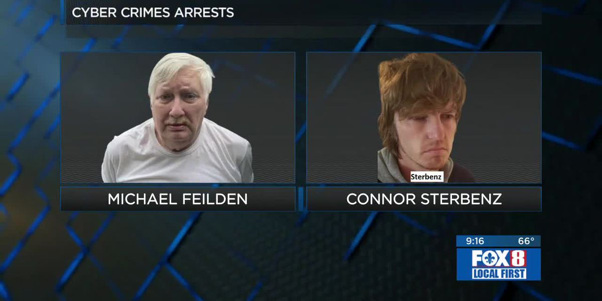 St. Tammany cyber crimes arrests