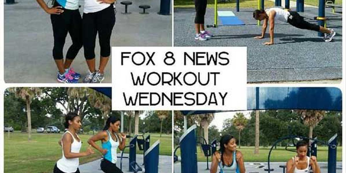 Workout Wednesday: Exercises for children