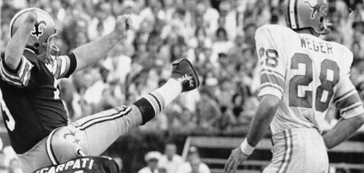 History making New Orleans Saints kicker dies during coronavirus crisis, report says
