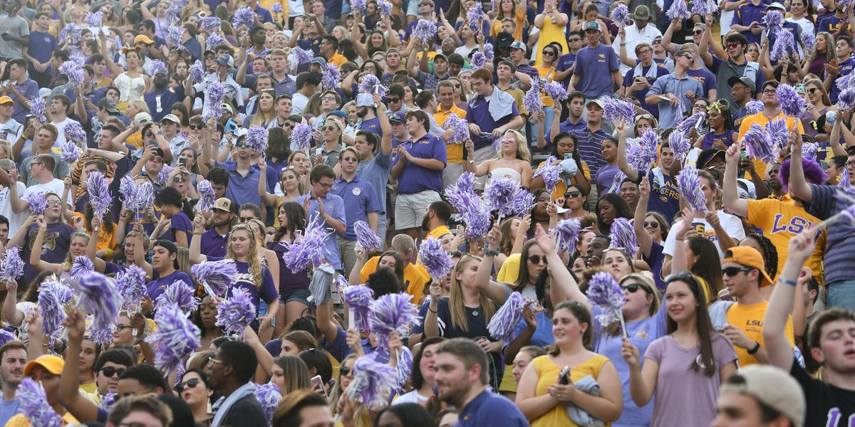 U.S. Special Forces to parachute into Tiger Stadium to kickoff LSU vs. Georgia