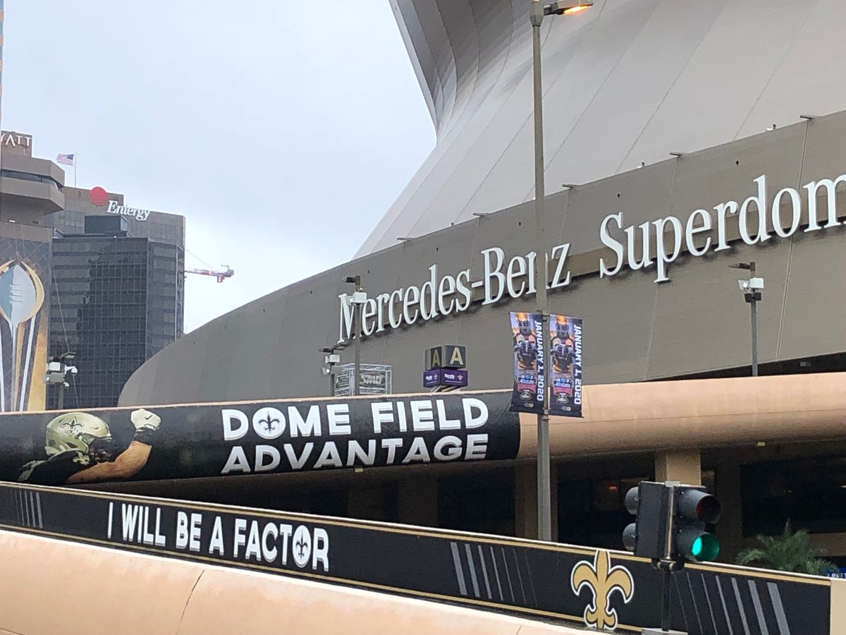 No fans for Saints home game opener disappoints fans, businesses