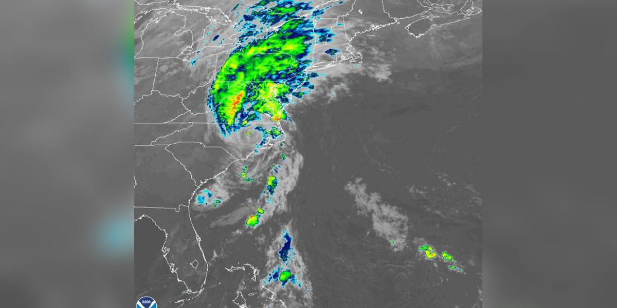 Flooding, power outages plague Carolinas as Isaias makes landfall