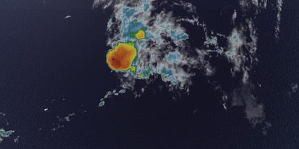 Edouard becomes the earliest known 5th named storm