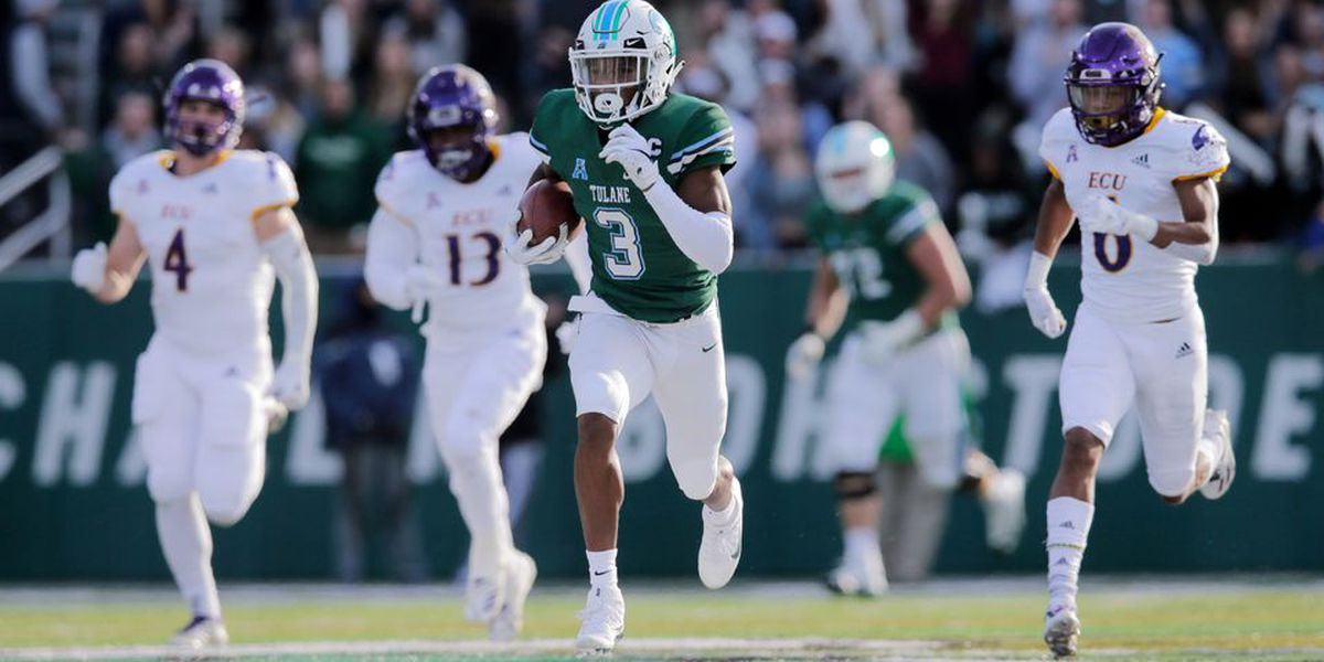 Tulane win streak moves to three games after beating East Carolina
