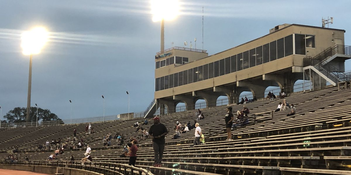 High school stadiums to allow 50 percent capacity beginning Friday
