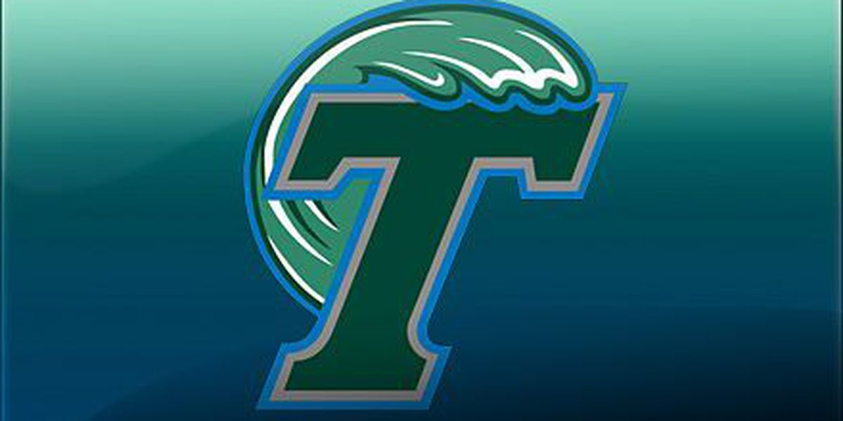 Tulane comes up two outs shy of sweep