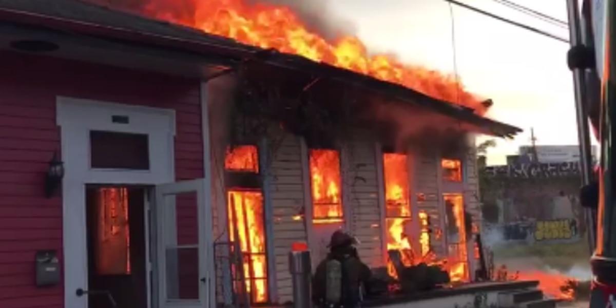 Fire destroys 7th Ward home; damages house next door