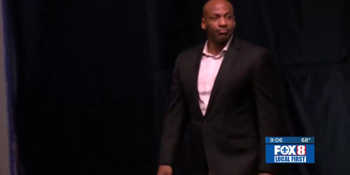 Pelicans fans react to ouster of GM Dell Demps
