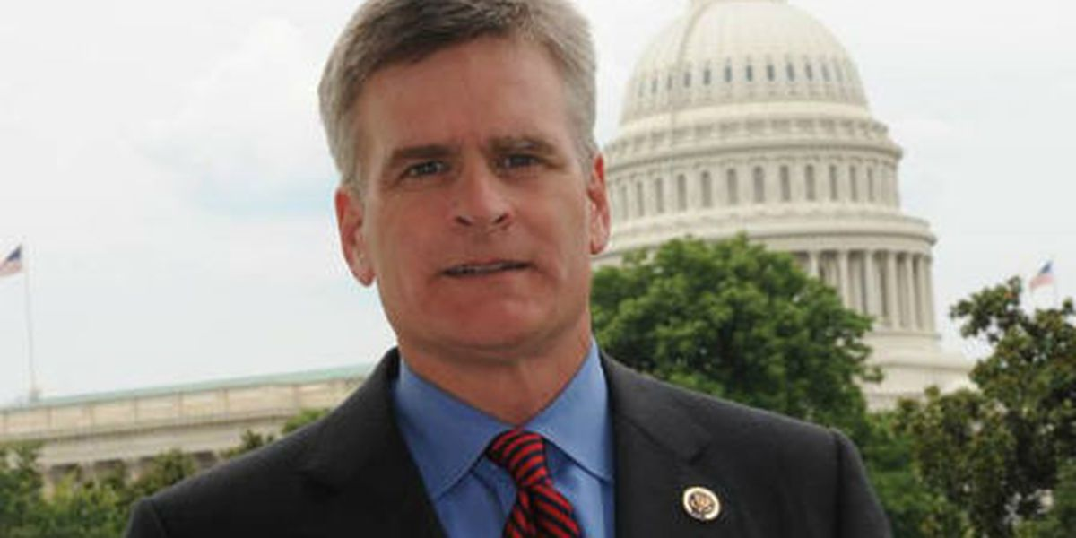 Sen. Cassidy proposes using drug cartel money to fund a border wall
