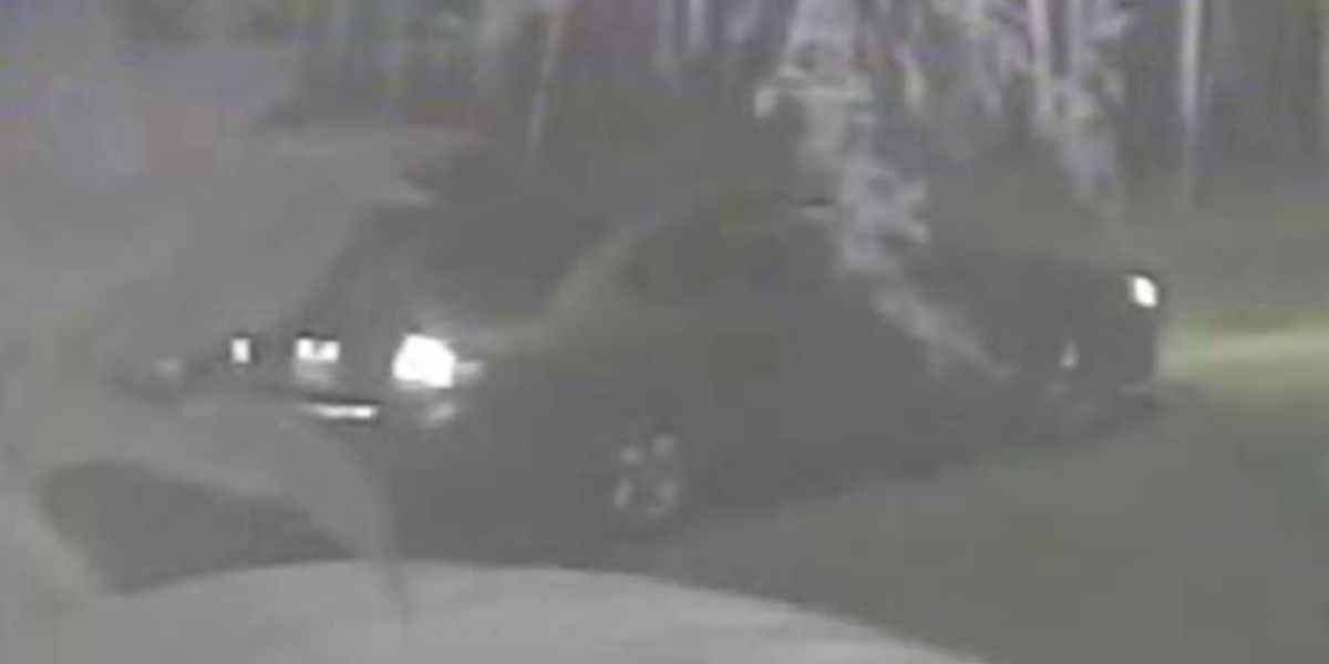 Police look for car that could lead them to a killer