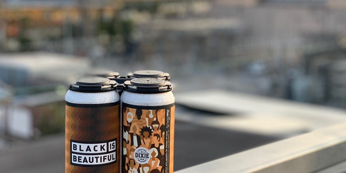 Dixie Brewery joins social injustice movement with Black Is Beautiful brew