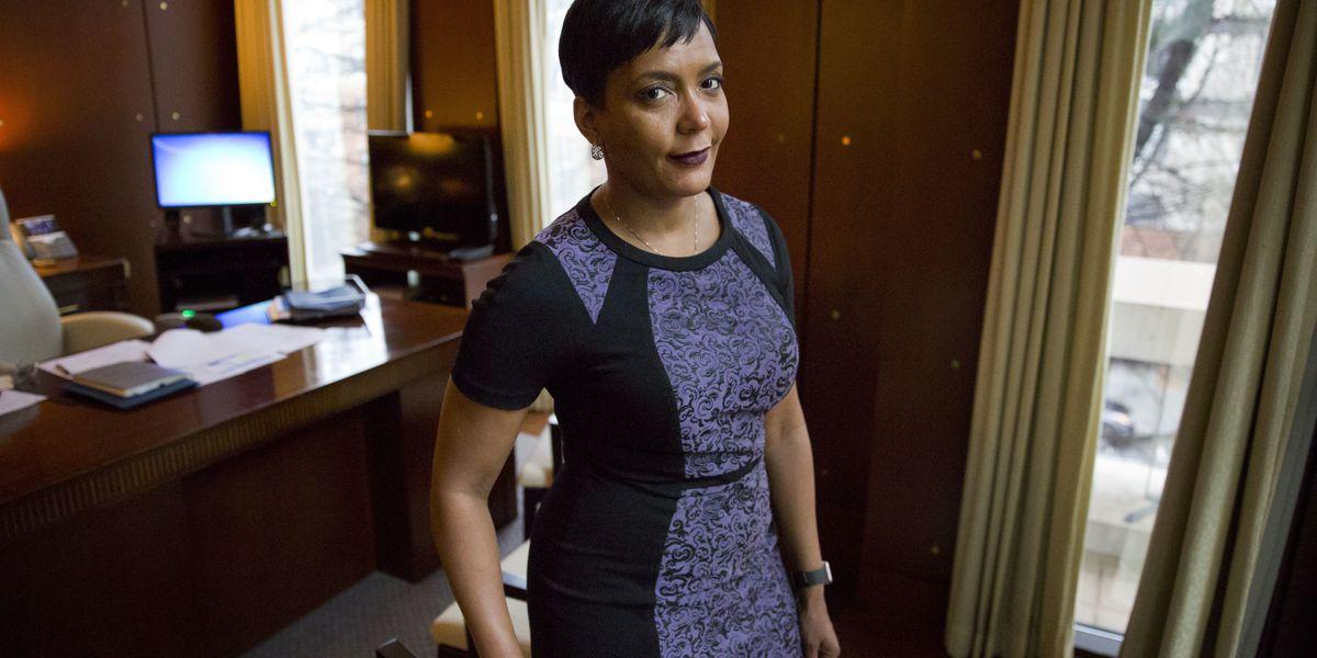 Atlanta Mayor Keisha Lance Bottoms not seeking re-election