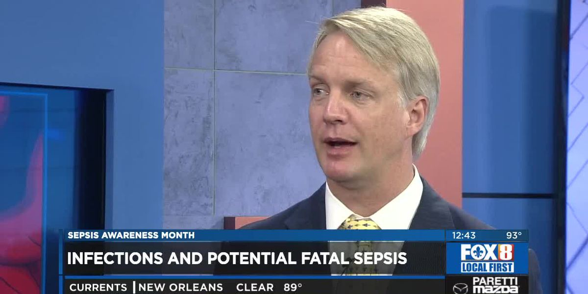 Sepsis Awareness - Dr. Benjamin Springate