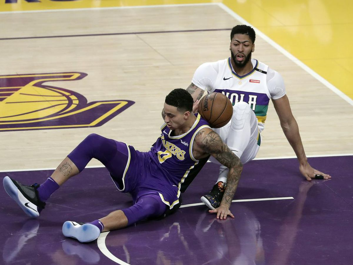 REPORT: Davis to Lakers? 'Over my dead body,' Gayle Benson says
