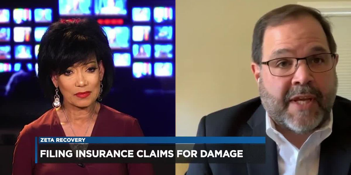 Insurance claims after Zeta
