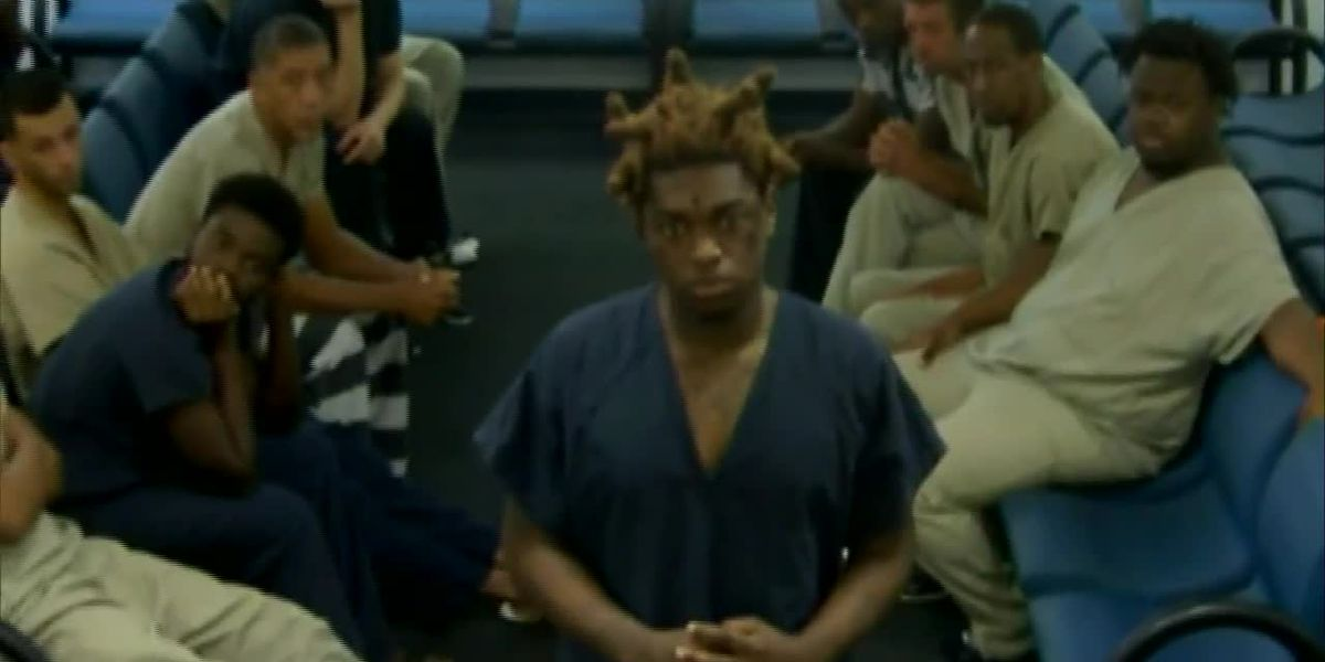 Kodak Black sentenced to nearly 4 years in prison