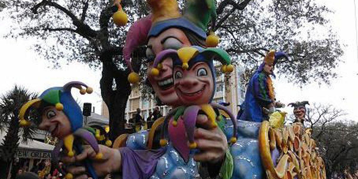 City changes Lundi Gras parade schedule, route