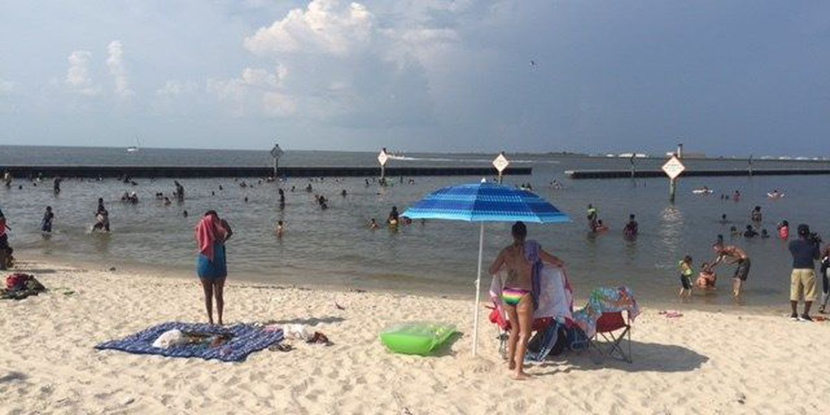 NOLA Weekend: Beach advisories issued along the Gulf Coast